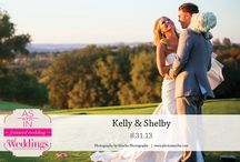 Featured Real Wedding: Kelly & Shelby {from the Summer/Fall 2014 Issue of Real Weddings Magazine} / Kelly & Shelby-Featured Real Wedding from the Summer/Fall 2014 issue of Real Weddings Magazine, www.realweddingsmag.com. Photos by and copyright Mischa Photography, www.photomischa.com; Planner/Designer: Tres Fabu Events, www.tresfabuevents.com; Bridal Makeup: www.AllDolledUpHairAndMakeup.com; Men's Attire: www.Macys.com. See more here: http://www.realweddingsmag.com/featured-real-wedding-kelly-shelby-from-the-summerfall-2014-issue-of-real-weddings-magazine/