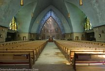 Silent Mass - Stained Glass Church