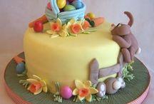 Bolos, tortas e doces / Festas, lanches e sobremesas