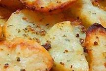 Potatoes (Garlic)
