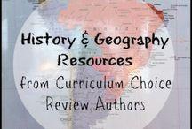 Kids Homeschool: History & Geography