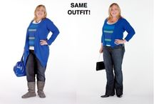 Dressing For Your Body Shape / Dressing For Your Body Shape