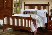 Vaughan-Bassett / Beautiful bedroom and dining furniture Made in the USA by Vaughan-Bassett!