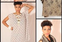"ISPIRATION and COLLECTION ""La mia Urban Africa"" / Custom Earl summer 2013"
