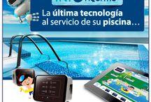 Domótica para piscinas / Domótica para piscinas  http://aquaticproyect.com/domotica/