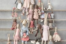 Maileg @De Kinderfeestwinkel Amsterdam / Maileg in De Kinderfeestwinkel