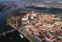 Kaunas, Lithuania / Here you will find photos and interesting facts about Kaunas city. Kaunas is the second largest city in Lithuania, some call it the heart of Lithuania.