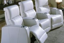 Cinema seating / Manufacturers and designers of home cinema seating