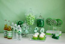 St. Patrick's Day Dinner Party  / by Amy Bain