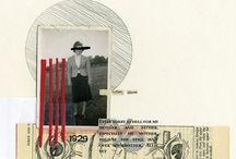 collage / by OTRO MUNDO PLÁSTICO