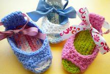Crochet for my feet / by Amanda Tissue