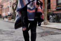 ■blanket scarf