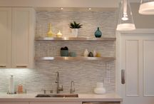 Kitchens With Open Shelving