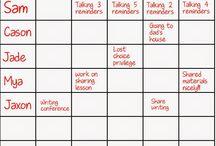 classroom management / by Emma Dobbin
