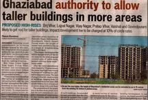 GDA Allows Taller Buildings In Ghaziabad Areas