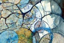 Our Teacher: Melissa Perhamus / #artclasses #bethlehem #artstudio #acrylics