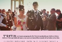T'estim / T'estim es el nuevo programa de bodas de IB3 Televisió producido por Mallorca Vídeo y Mallorca Boda que va sobre el amor y nos acerca al apasionante mundo de las bodas en las islas