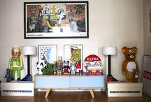 HOME // Ugly Mely / A la découverte de sa belle collection d'art toys ... http://artoyz.com/shop/blog/interviews/ugly-mely/