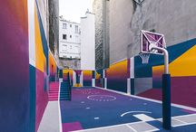 Urban space / all about interesting urban space design