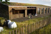architektura z wątkiem ekologicznym