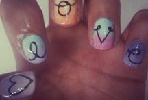 Nifty Nails  / by Melanie Denekas