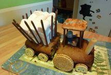 Gâteau Anniversaire Sacha