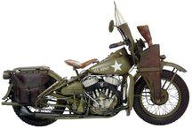 Harley Davidson / Harley Davidson WLA
