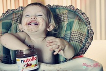 Where's the Nutella? / by Jacquie Rudge