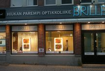 Brillet - hiukan parempi optikkoliike / Brillet - hiukan parempi optikkoliike, optical store at arctic circle, Rovaniemi,