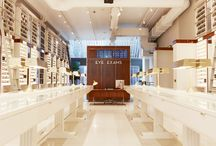 Where to shop / Our retail spaces combine the snappy ease of online ordering with the fun and serendipity of real-life shopping (with a photo booth or two). We can't wait to meet you!  http://warby.me/C7Nxk  / by Warby Parker