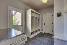 Home - laundry&mudroom&hall