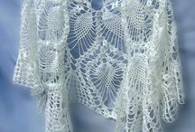 Crochet Wraps and Shawls / by Pamela Bogue
