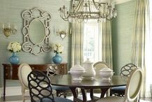 Dining Rooms / by Tess  Leeds Ruby Shoes Redesign