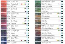 karty kolorów