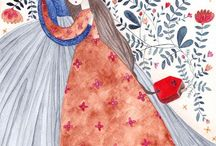 Illustrations. Kurti Andrea.