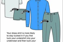 How to Dress / Tips and advice on how to dress well.