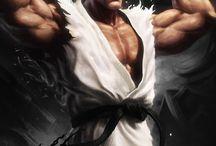 Street Fighter / I'm STREET FIGHTER!
