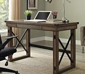 Home office / by Courtney Hampton