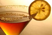Alcoholic & Nonalcoholic Drink Recipes / Tasty Drink Recipes To Sample  / by Danielle Dyer