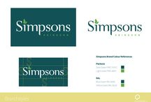 Case Study | Simpsons / Fresh out of the wrapping! Interior Design and Branding project for Simpsons Estate Agents in Abingdon.