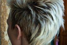 Pontos / cabelos