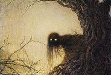 Creepy/Dark Art
