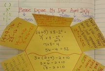 Math Class! / by Emily Graham