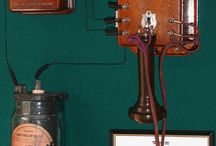 Vintage Telephones World / Antique & Vintage Telephones from the rest of the world (Not UK)