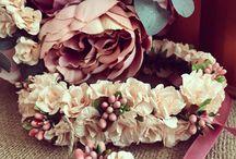 çiçek taç