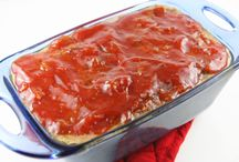 Meat Loaf / Sauce