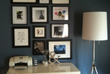 House Tour / My office / by Tiffany