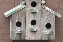 Linnunpönttöjä