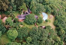 Phophonyane Falls Lodge / Phophonyane Falls Lodge, Swaziland's own unique hideaway is quietly tucked away in its own 500 ha nature reserve in a place of legendary romance and breathtaking natural surroundings.   http://www.go2global.co.za/listing.php?id=1004&name=Phophonyane+Falls+Lodge