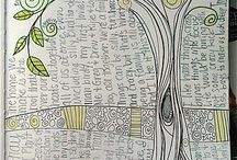 Art ~Journaling / by Veronica Frontz